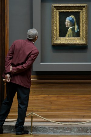 A Vermeer Dream Come True
