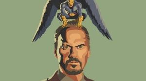 "Love this ""Birdman"" poster"